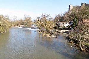The River Teme